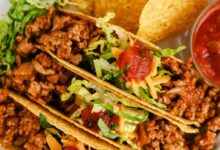 Photo of Ground Turkey Tacos – Spend With Pennies