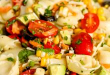 Photo of Farmers Market Salad – Spend With Pennies