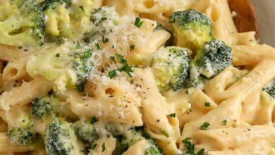 Photo of Quick Broccoli Pasta (30 Minute Meal)