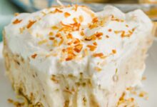 Photo of Homemade Coconut Cream Pie – Spend With Pennies