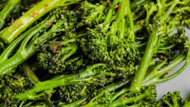 Photo of Garlic Soy Broccolini – Spend With Pennies