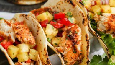 Photo of Mahi Mahi Tacos – Spend With Pennies