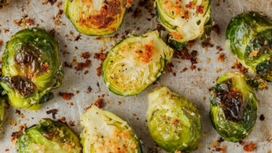 Photo of Crispy Brussels Sprouts – Spend With Pennies